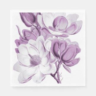 マグノリアの紫色の夢 スタンダードランチョンナプキン