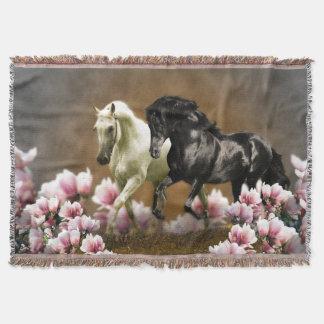 マグノリアの細道-毛布/壁の装飾 スローブランケット