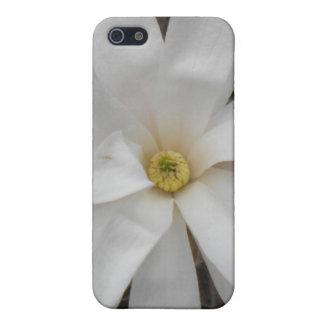 マグノリアの花のiPhone 4のSpeckの場合 iPhone 5 Cover