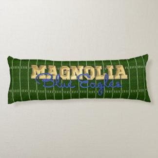 マグノリアの青イーグルス ボディピロー
