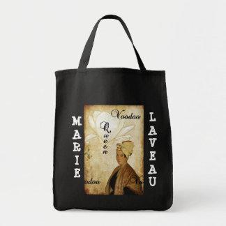 マグノリアのMarie Laveauグランジなブードゥーの女王 トートバッグ