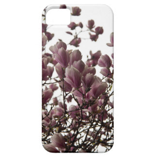 マグノリア iPhone SE/5/5s ケース