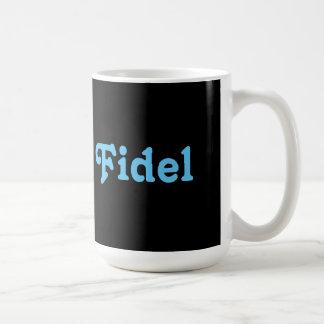 マグフィデル コーヒーマグカップ