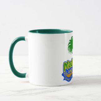 マグマデイラの精神状態-スタイル、色を選んで下さい マグカップ