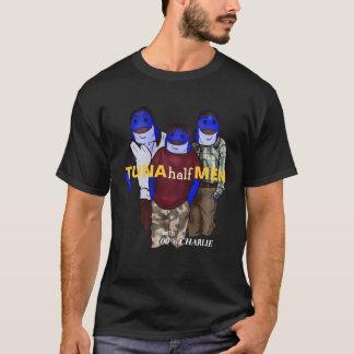 マグロの半人 Tシャツ