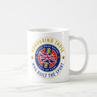 マグ栄誉の殿堂を競争させるイギリスの公式のドラッグ コーヒーマグカップ