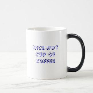 マグ機室圧力のコーヒー モーフィングマグカップ