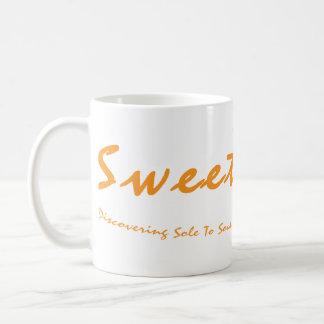 マグ甘い足の コーヒーマグカップ