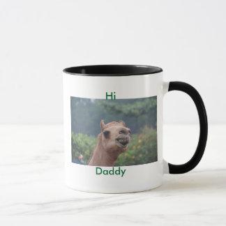 マグ-こんにちはお父さんのヒトコブラクダ マグカップ