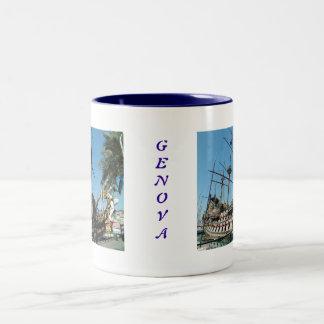 マグ-ジェノバ ツートーンマグカップ