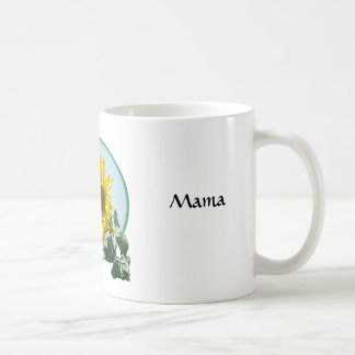 マグ-ヒマワリ/母 コーヒーマグカップ