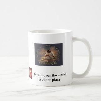 マグ|メッセージ コーヒーマグカップ
