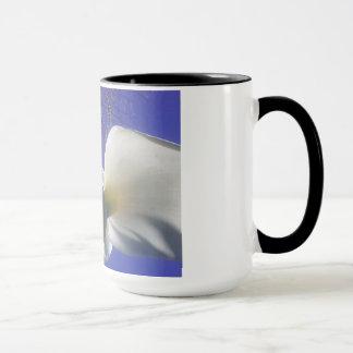 マグ、ユリ マグカップ