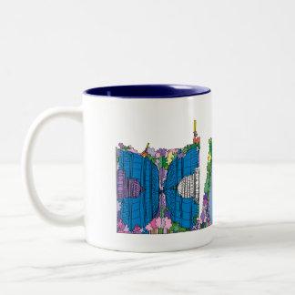 マグ|ワシントンD.C.、(DCA) ツートーンマグカップ