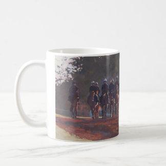 マグ-日の出、Newmarket コーヒーマグカップ