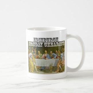 マグ-月曜日Ukearist コーヒーマグカップ