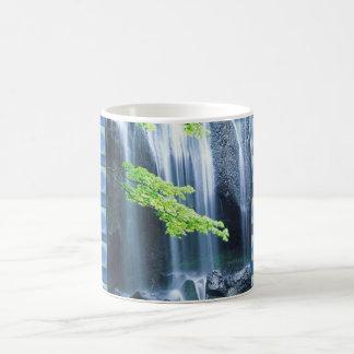 マグ--滝 コーヒーマグカップ