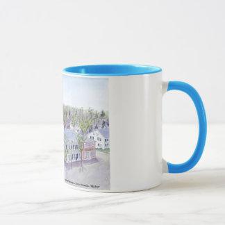 マグ-煉瓦店博物館- Kennebunk、メイン マグカップ