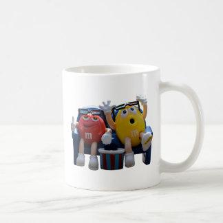 マグ、白、サイズ、花、景色、キャラクター コーヒーマグカップ