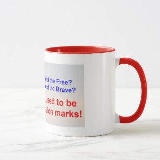 マグ-自由のの土地か。 マグカップ