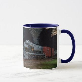 マグ-西のチェスターの鉄道 マグカップ
