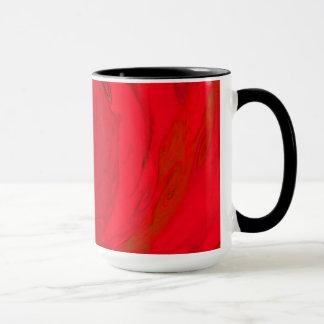マグ。 赤い霧 マグカップ