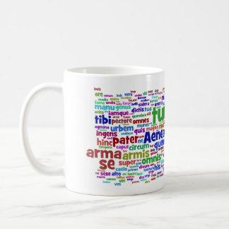マグ: aeneid 300の主要な単語 コーヒーマグカップ