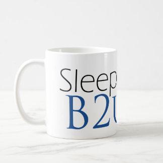 マグ- B2UTY睡眠 コーヒーマグカップ