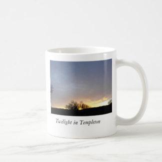マグ-- Templetonのたそがれ コーヒーマグカップ