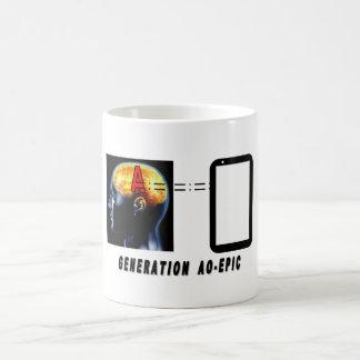 マグAOの生成 コーヒーマグカップ