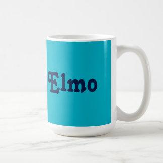 マグElmo コーヒーマグカップ
