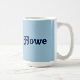 マグHowe コーヒーマグカップ