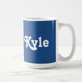 マグKyle コーヒーマグカップ