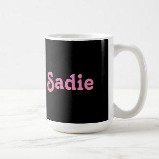 マグSadie コーヒーマグカップ