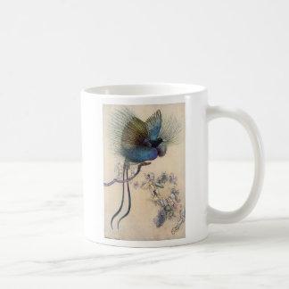 マグWarwick Goble極楽鳥 コーヒーマグカップ