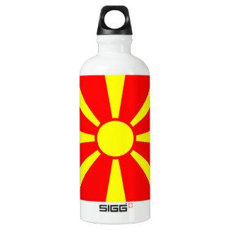 マケドニアの旗 ウォーターボトル