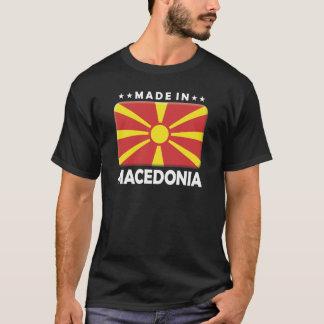 マケドニアは作りました Tシャツ