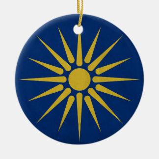 マケドニア セラミックオーナメント