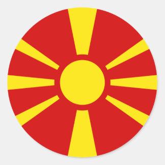 マケドニア ラウンドシール
