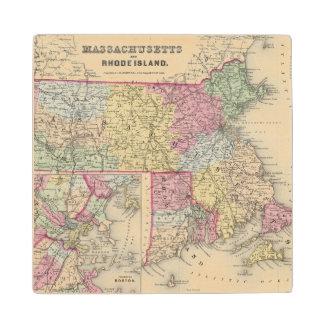 マサチューセッツおよびロードアイランド2 ウッドコースター