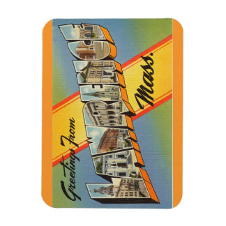 マサチューセッツのローレンスの磁石 マグネット