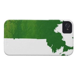 マサチューセッツの地図 Case-Mate iPhone 4 ケース