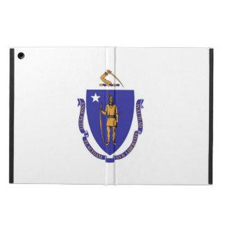 マサチューセッツの旗との愛国心が強いipadの場合 iPad airケース