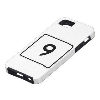 マサチューセッツルート9 iPhone SE/5/5s ケース