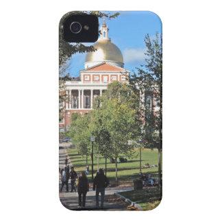 マサチューセッツ州の家 Case-Mate iPhone 4 ケース