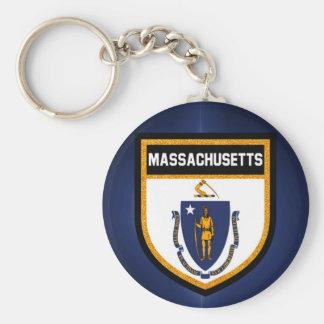 マサチューセッツ旗 キーホルダー