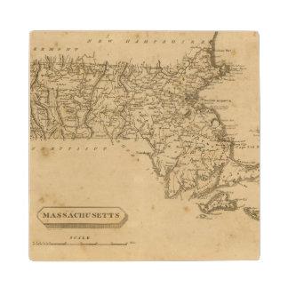 マサチューセッツ5 ウッドコースター