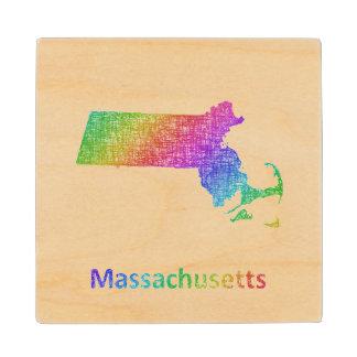 マサチューセッツ ウッドコースター