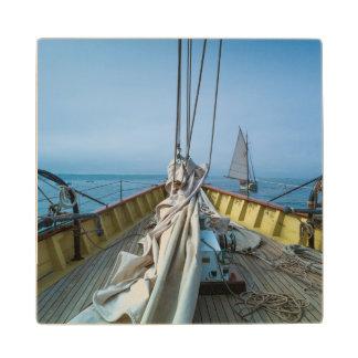 マサチューセッツ、グロスターのスクーナー船のフェスティバル3 ウッドコースター