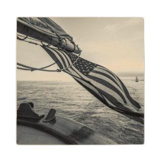 マサチューセッツ、グロスターのスクーナー船のフェスティバル5 ウッドコースター